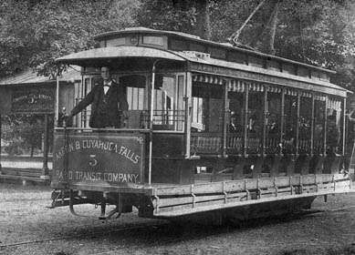 Trolley Parks – America's First Amusement Parks